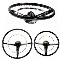 "55-56 15"" Bel-Air Steering Wheel Kit"